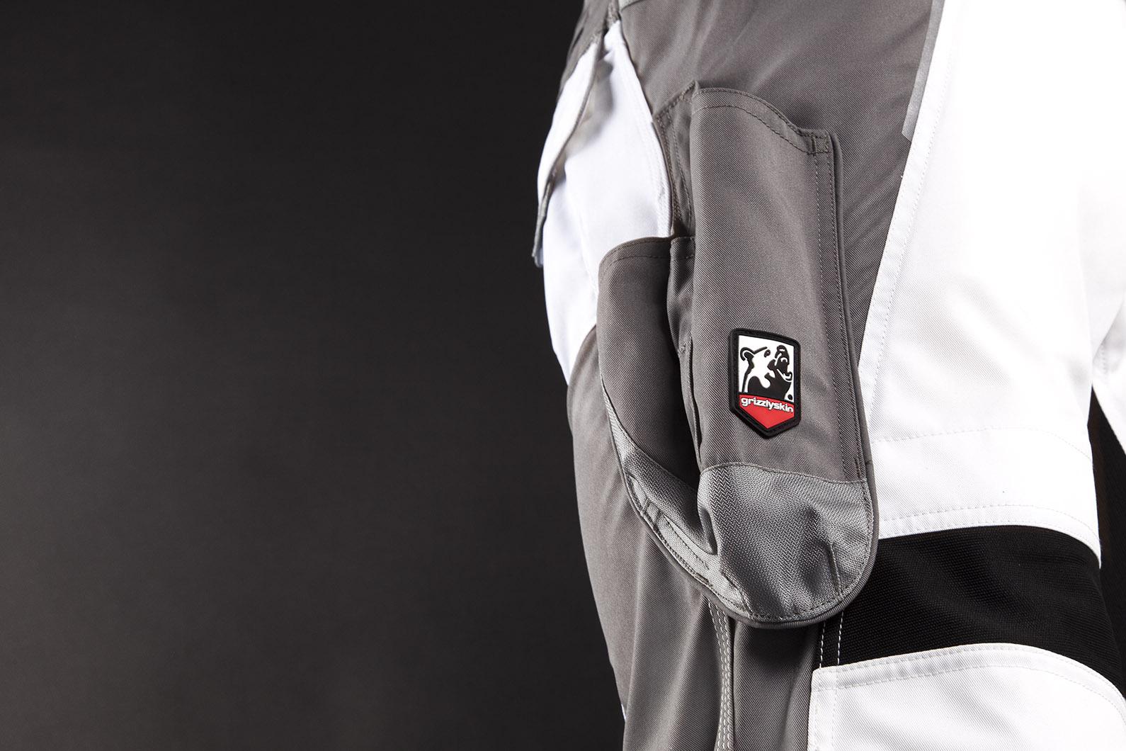 Arbeitshose mit geräumiger Zollstocktasche